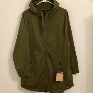 The North Face Coat Jacket Long Jazzer Lg NWT